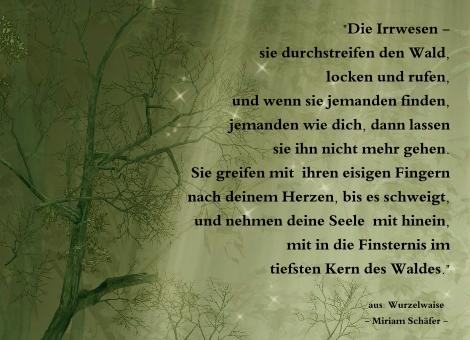 Miriam Schäfer - Wurzelwaise