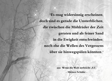Miriam Schäfer - Wenn die Welt zerbricht Kap. 5