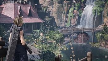 Final Fantasy VII - Aeriths Haus