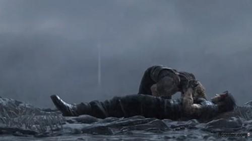Final Fantasy VII Crisis Core - Zacks Tod