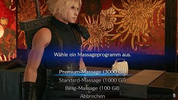Massage gefällig?
