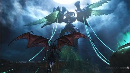 Final Fantasy VII DoC- Chaos & Omega