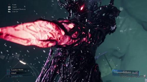 Final Fantasy VII Whisper Rubrum