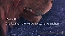 Final Fantasy VII Remake - Übersetzung Deutsch