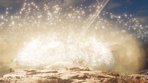 Final Fantasy VII Remake - Moiren Explosion