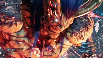 Final Fantasy VII Remake - Esper Ifrit