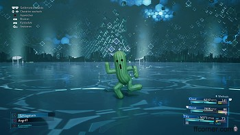 Final Fantasy VII Remake - Esper Kaktor
