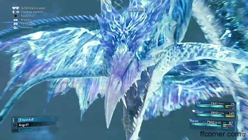 Final Fantasy VII Remake - Esper Leviathan