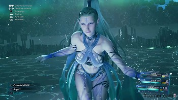 Final Fantasy VII Remake - Esper Shiva