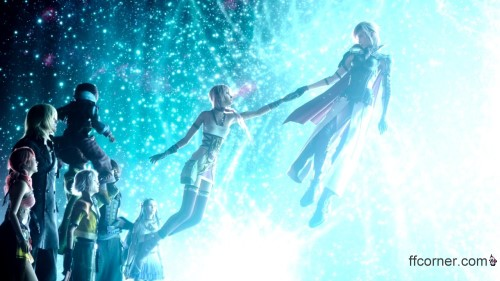 Final Fantasy XIII - 3 Savior