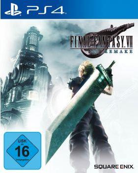Final Fantasy 7 Remake Cover