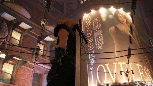 Final Fantasy VII Remake - Loveless