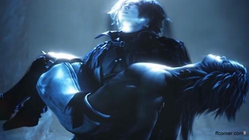 Final Fantasy VII Dirge of Cerberus Genesis & Weiss