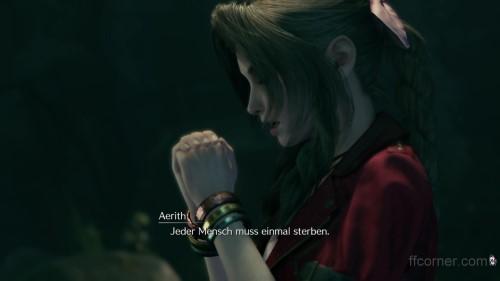 Final Fantasy VII Remake - Jeder muss einmal sterben