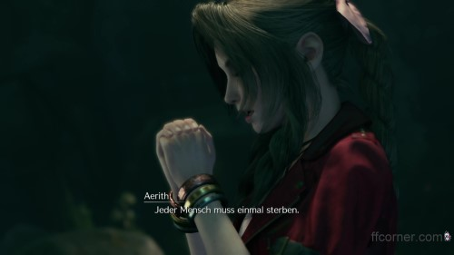 Final Fantasy VII Remake - Everyone has to die once