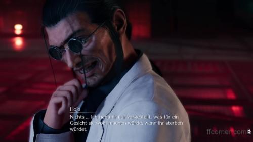 Final Fantasy VII Remake - Professor Hojo