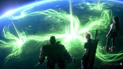 Final Fantasy VII Remake - Lebensstrom