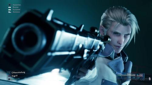 Final Fantasy VII Remake - Rufus Shinra