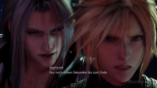 Final Fantasy VII Remake - 7 seconds