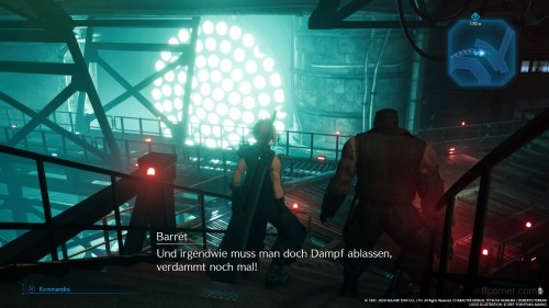 Final Fantasy VII Remake Licht & Schatten