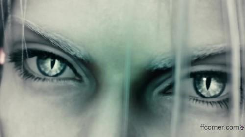 Final Fantasy VII Remake - Böse Augen