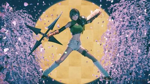 Final Fantasy VII Intermission Sailor-Yuffie