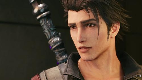 Final Fantasy VII Remake Intermission Sonon