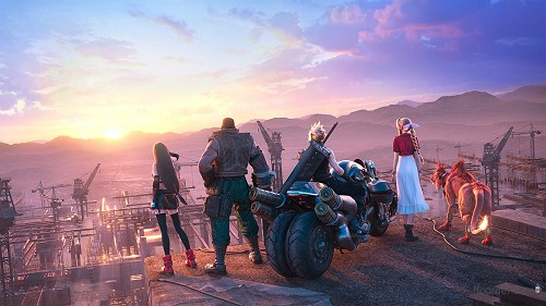 Final Fantasy VII Remake Intermission - The unknown Journey begins