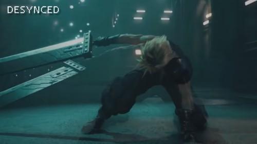 Final Fantasy VII Remake Intergrade Intro - Time De-Sync