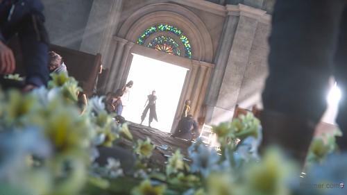 Intermission - Zack und die Blumen in der Kirche