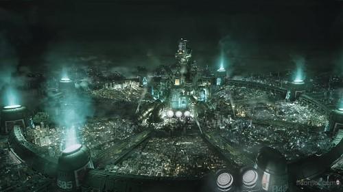 Midgar - Final Fantasy VII Remake Intro