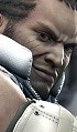 Barret in FF7 Advent Children