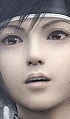 Yuffie in FF7 Advent Children